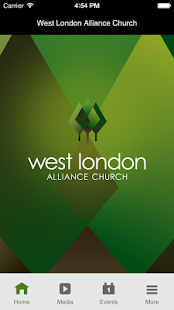 West London Alliance Church- screenshot thumbnail