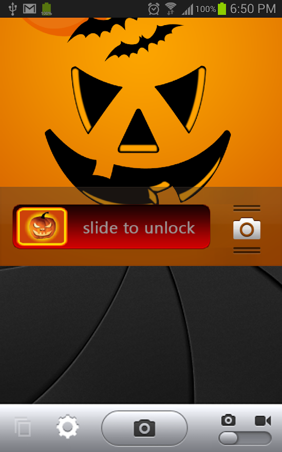Halloween Koollocks Go Locker - screenshot