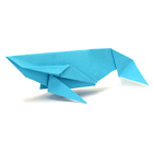Aquarium Origami 2 icon