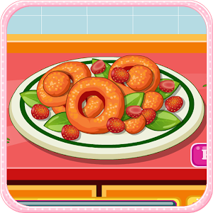Make donuts cooking games for PC and MAC