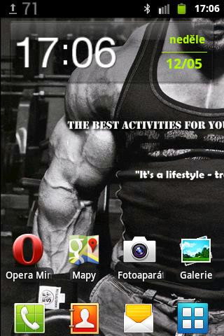 Bodybuilding motivation LWP