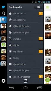 Janetter Pro for Twitter v1.14.0 [Paid] APK 2