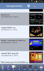 fMSX Deluxe – MSX Emulator 5.5.4 2