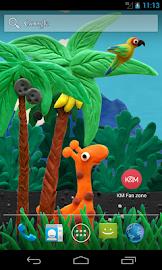 Jungle Live wallpaper Free Screenshot 1