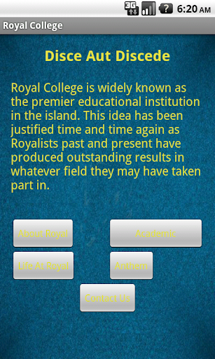 Royal College