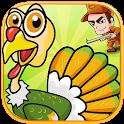 Thanksgiving Turkey Hunt icon