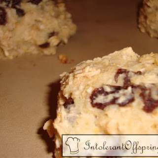 Five Ingredient Breakfast Cookies.