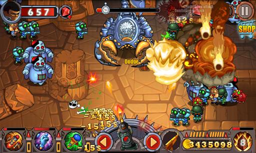 玩街機App|殭屍獵人 - Zombie Hunter Free免費|APP試玩