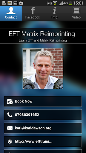 EFT Matrix Reimprinting