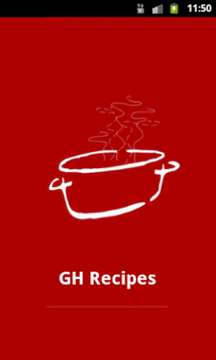 GH Recipes