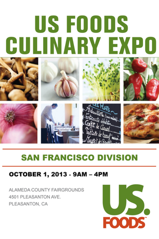 免費書籍App|US Foods SF Culinary Expo 2013|阿達玩APP