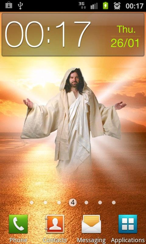 Jesus Crist Free wallpaper - screenshot