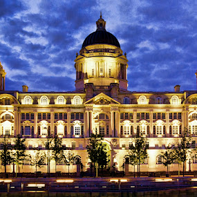 Port of Liverpool Building by Ian Yates ヅ - Buildings & Architecture Public & Historical