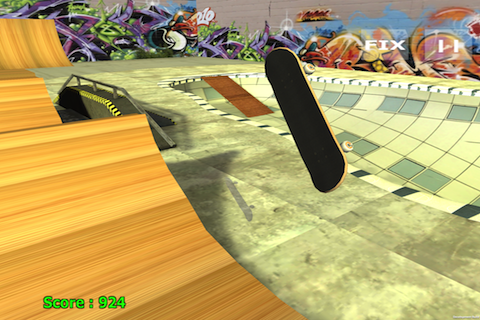 Skateboard Free - screenshot