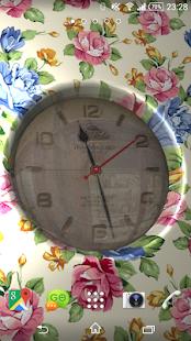 Clock and Calendar 3D 14