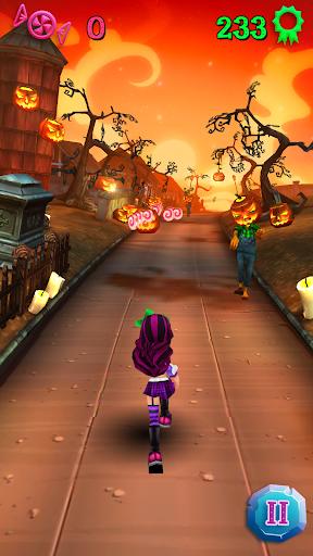 Halloween Runner для планшетов на Android