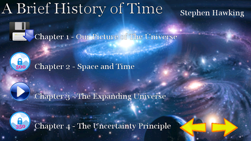 Brief History of Time Audiobk