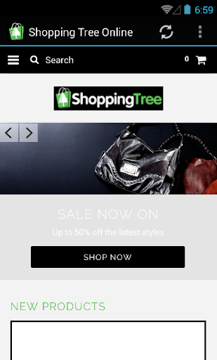 Shopping Tree Online