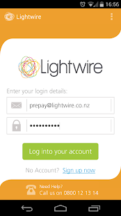 Lightwire BETA - screenshot thumbnail