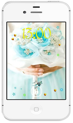 Love wedding live wallpaper
