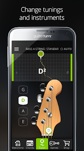 Guitar Tuner Free - GuitarTuna- screenshot thumbnail