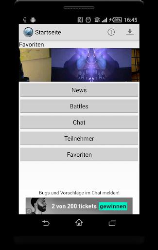 Videos des Battle Turnier 2015