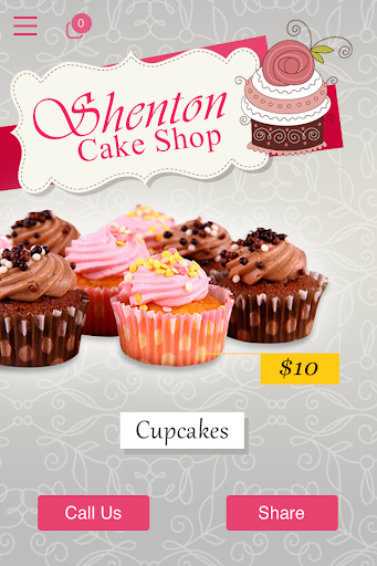 Shenton Cake Shop