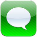 iPhone Messages - iOS7 icon