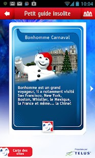 App Carnaval - screenshot thumbnail