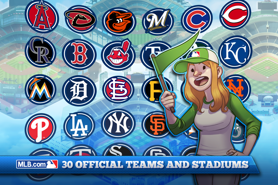 MLB Ballpark Empire - screenshot