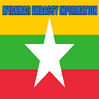 MYANMAR EMBASSY INFORMATION FOR 2019 icon
