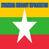 Myanmar Embassy Information
