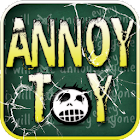 Annoy Toy Chalkboard App icon