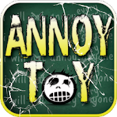 Annoy Toy Chalkboard App