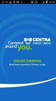Screenshot of Centra Mobile