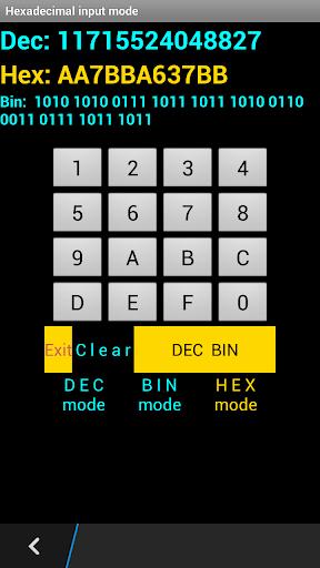 Dec2hexbin
