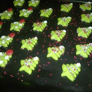 Spritz Cookies III