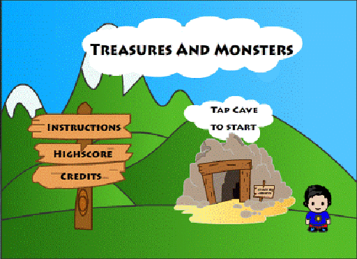 Treasures and Monsters 1.0.0 screenshots 5