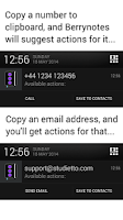 Screenshot of Berrynotes