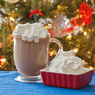 Sweet Slow Cooker Hot Chocolate.