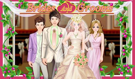Bride and Groom Wedding games 3.1 screenshots 1