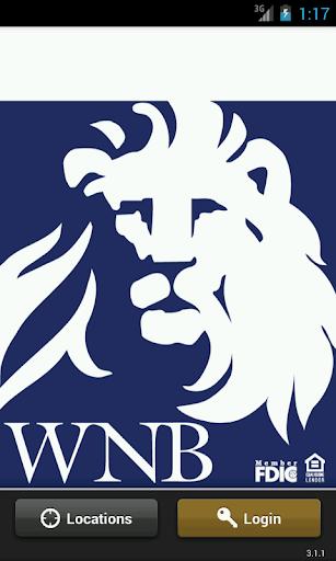 WNB Mobile Banking