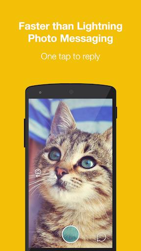 Pepper - swipe + tap messaging