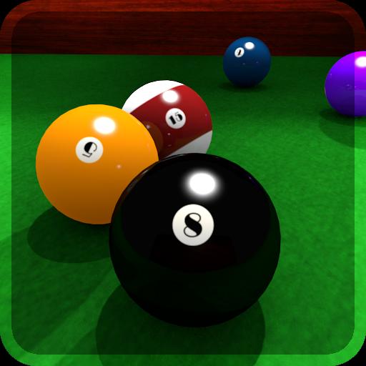 KF Billiards Live Wallpaper 個人化 App LOGO-APP試玩