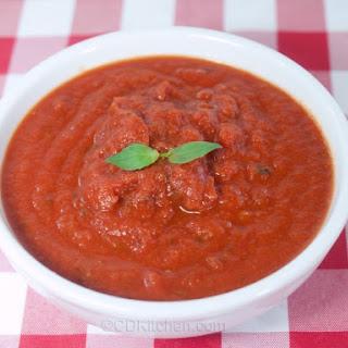 T.G.I. Friday's Marinara Sauce