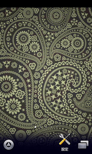 elegant paisley wallpaper 20
