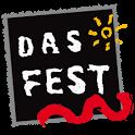 Die offizielle DAS FEST App icon