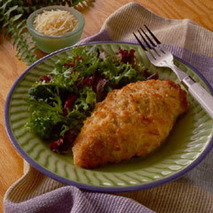 Tender Baked Parmesan Chicken Recipe