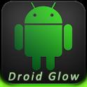 Droid Glow ADW Theme logo