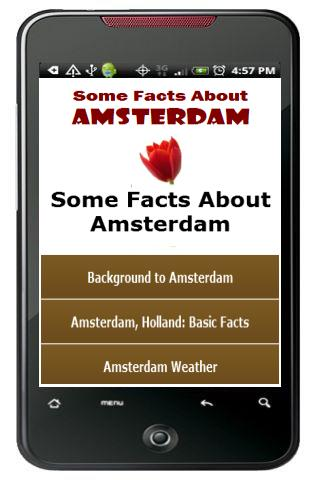 Some Facts About Amsterdam 1.0 screenshots 1